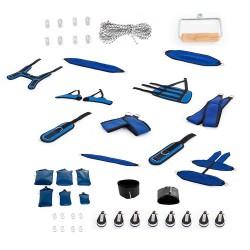 Kit accessoires de pouliethérapie