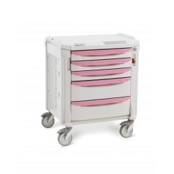 Chariot de maternité Flexline Metro 5 tiroirs