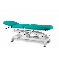 Table électrique ostéopathie 5 sections Mobercas