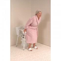 Siège releveur de toilettes wc