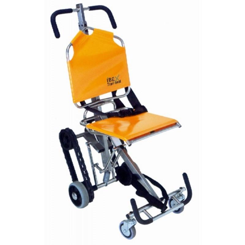 evac chair chaise avec syst me de mont e et descente d 39 escalier et 4 roues. Black Bedroom Furniture Sets. Home Design Ideas