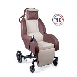 Fauteuil coquille Selectis pour Ehpad