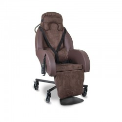 Fauteuil coquille Club