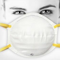Demi-masque sans valve...