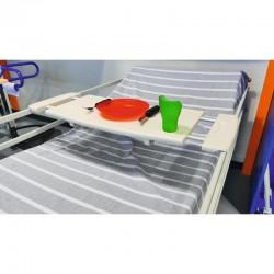 Table pour barrières de lit...