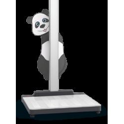 Décor petit panda pour Seca...