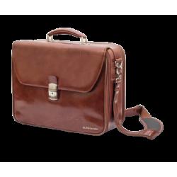 Malette médicale en cuir Deluxe Doctor Elite Bags