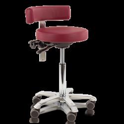 Chaise médicale avec support lombaire