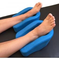 Coussins de positionnement pour les pieds, la paire