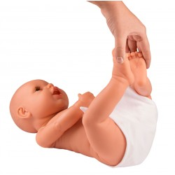 Mannequin de soins néonatal masculin