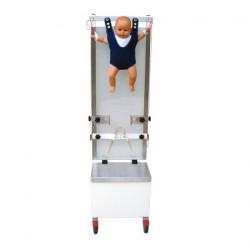 Système autonome pour radio-pédiatrie verticale