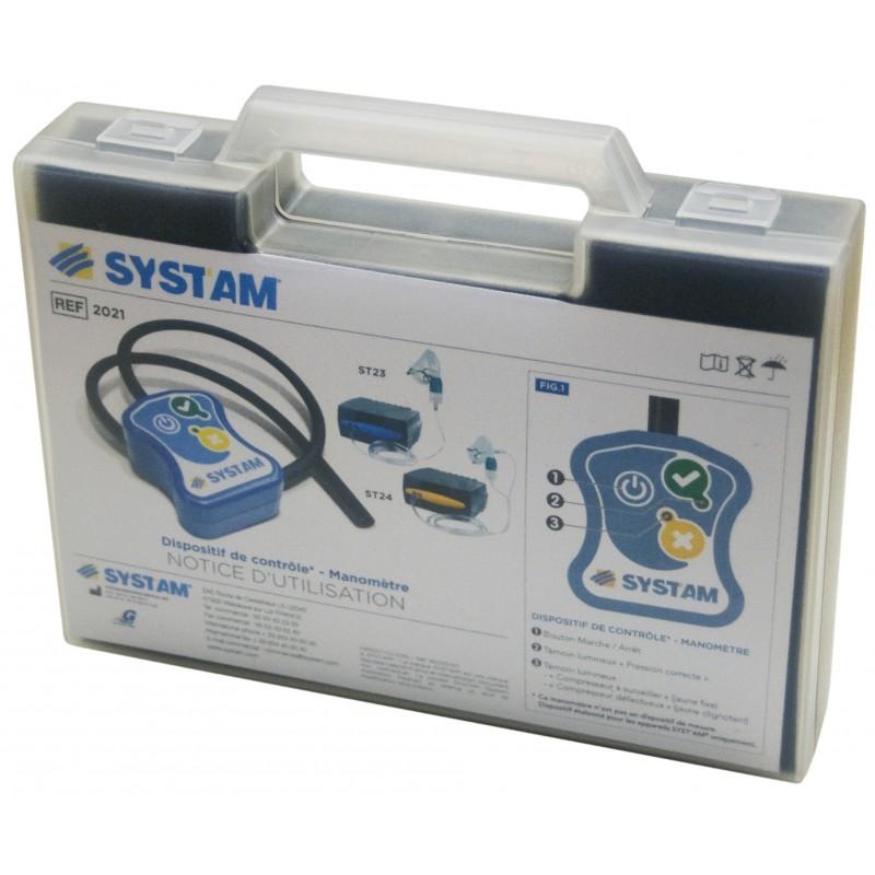 Dispositif de contrôle ST23 et ST24 Systam