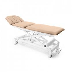 Table de massage galaxy 5 sections repose bras - électrique 2 roues Chattanooga