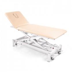 Table de massage galaxy 2 sections repose bras - électrique 2 roues Chattanooga
