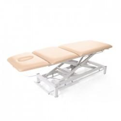Table de massage galaxy 3 sections repose bras - électrique 2 roues Chattanooga