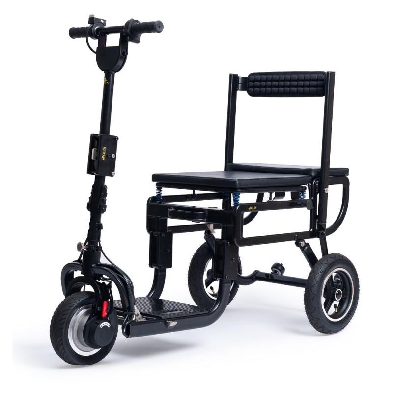 Scooter pliant