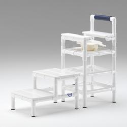 chaise_amagnétique_IRM_colon