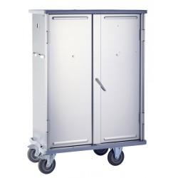 Armoire à linge en aluminium