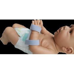 Support coude ou cheville bébé