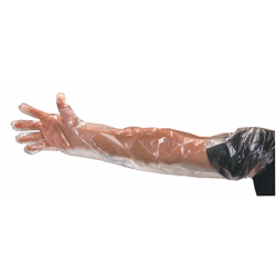 Gant polyéthylène Vétérinaire