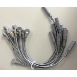 Edan adaptateur pour câble patient  à fiche banane