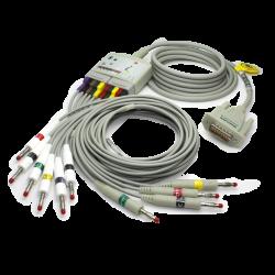 Edan câble pour ECG PC SE1515