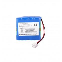 Edan batterie pour ECG SE-301