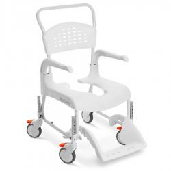 Chaise de douche Clean hauteur réglable 4 freins Etac