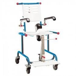 Chaise de douche inclinable pour les enfants ETAC Tripp Tilt