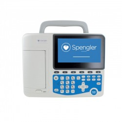 Cardiomate 3 - Electrocardiographe 3 pistes Spengler