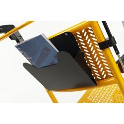 Porte document à l'arrière du fauteuil