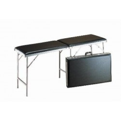 Table valise de massage pliante Carina medical