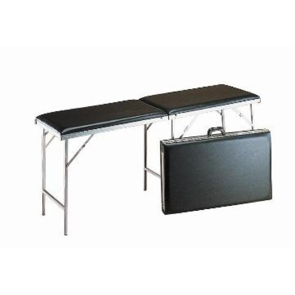 Table valise de massage pliante carina medical for Table pliante exterieur professionnel