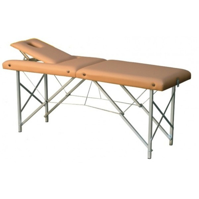 Table de massage pliante en au avec dossier inclinable for Table pliante avec rallonge