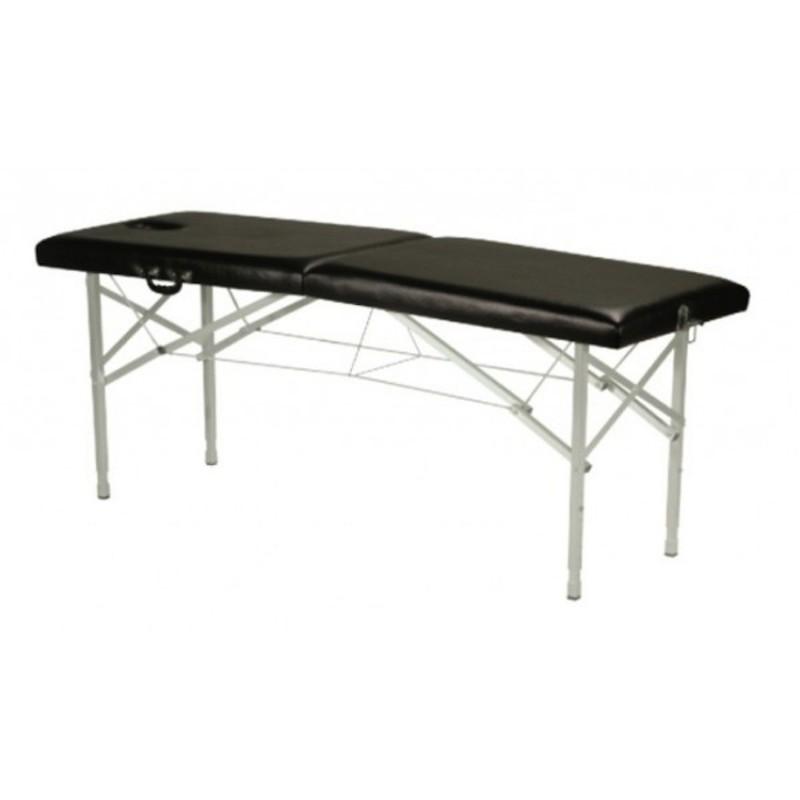 Table valise de massage pliante en aluminium - Table valise pliante ...