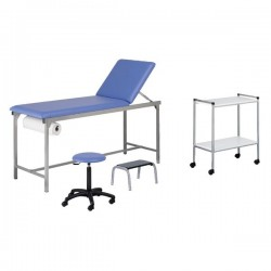 PACK CABINET MEDICAL COMPLET ECOMAX bleu