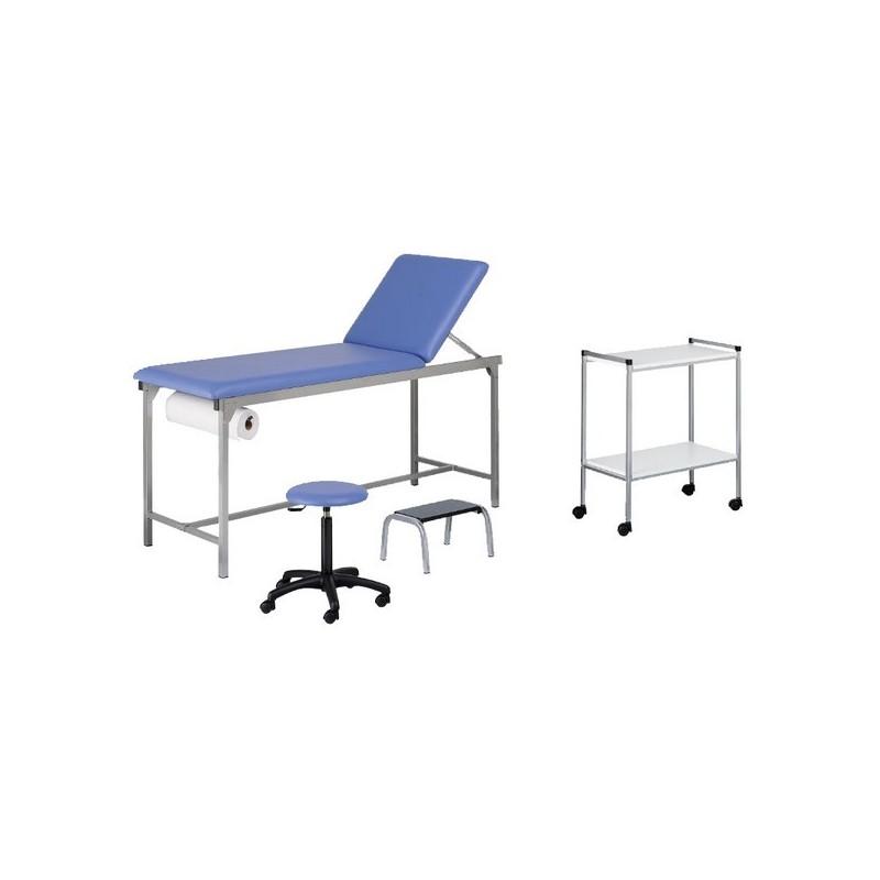 PACK CABINET MEDICAL COMPLET ECOMAX bleu