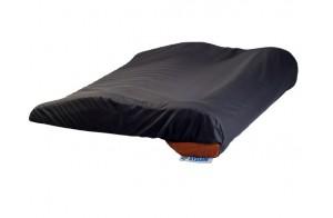 talonni re systam avec housse pour fond de lit. Black Bedroom Furniture Sets. Home Design Ideas