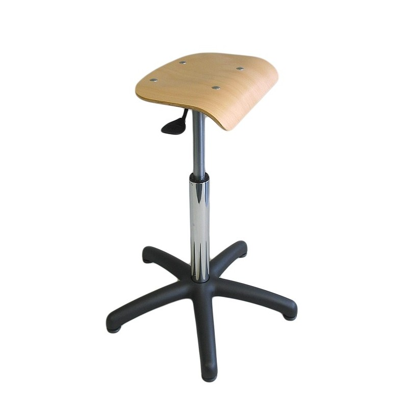 tabouret m dical assis debout hauteur variable. Black Bedroom Furniture Sets. Home Design Ideas