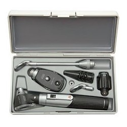 TROUSSE HEINE MINI3000 OTOSCOPE ET OPHTALMOSCOPE
