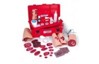 Simulation blessures kit complet