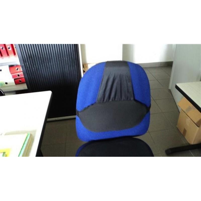 coussin soutien lombaire pour fauteuil de bureau. Black Bedroom Furniture Sets. Home Design Ideas