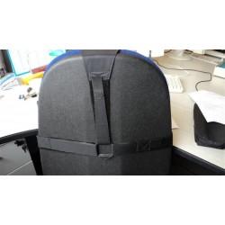 Soutien lombaire pour fauteuil de bureau