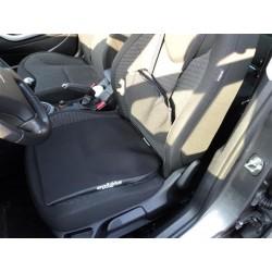 Assise pour la prévention du mal de dos en voiture