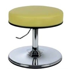 Tabouret extra bas sellerie confort
