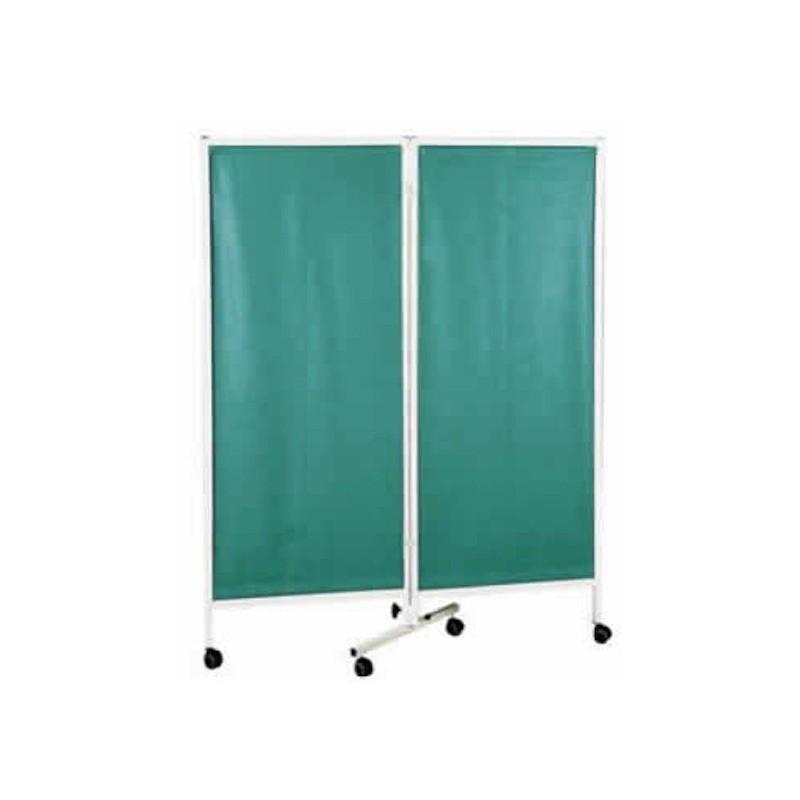 paravent m dical 2 panneaux carina. Black Bedroom Furniture Sets. Home Design Ideas