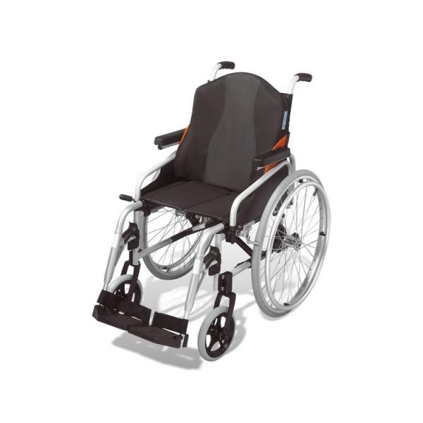 Dosseret moulé en mousse viscoélastique SYSTAM pour fauteuil roulant