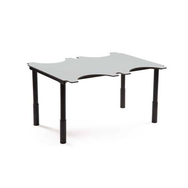 Table ergo hauteur variable 4 places for Table 4 places