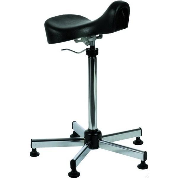 Selle ergonomique inclinable - Tabouret ergonomique selle de cheval ...
